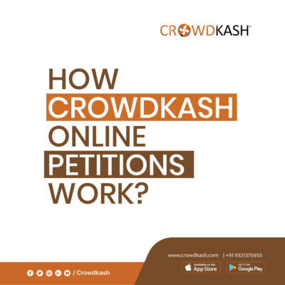 How CrowdKash Online Petitions Work?